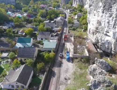Бахчисарай — город-сад в Крыму