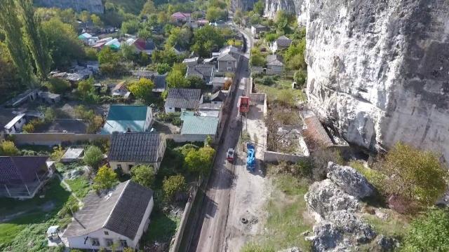 Бахчисарай - город-сад в Крыму