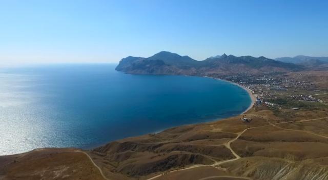 Коктебель в Крыму 🌊 гид по отдыху в посёлке