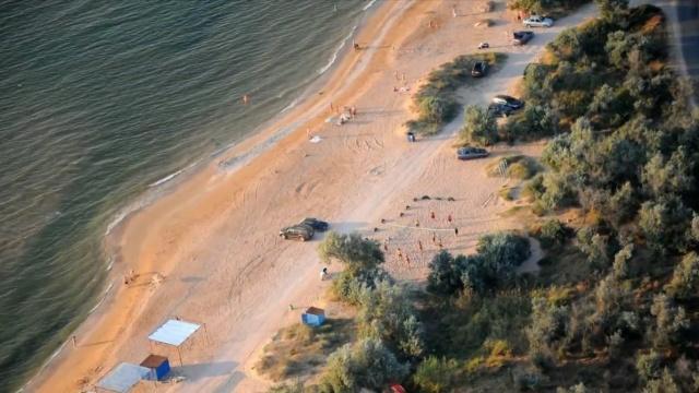 Отдых в Щелкино, Крым - море, кайтинг и виндсерфинг