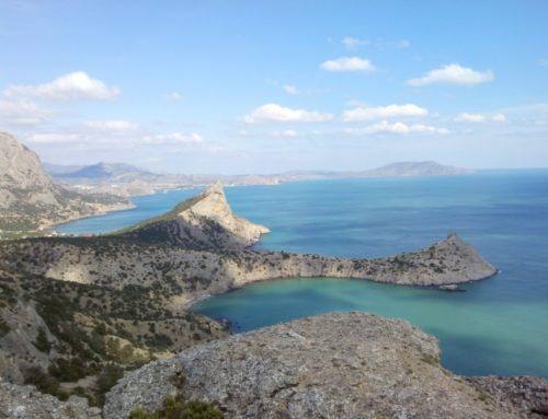 Отдых в Крыму в апреле — весенний загар!