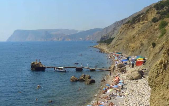 Пляжи Крыма 🏖 ТОП 10 лучших в одном обзоре