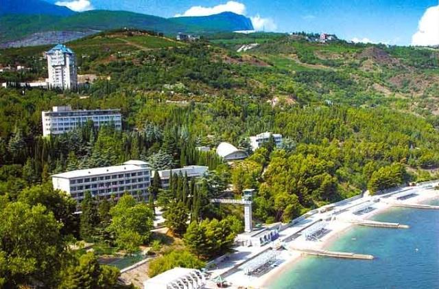 Партенит, Крым, фото