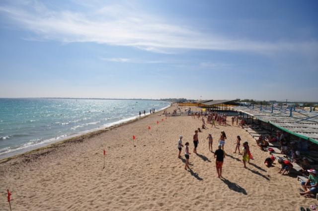 Где в Крыму лучшие песчаные пляжи?