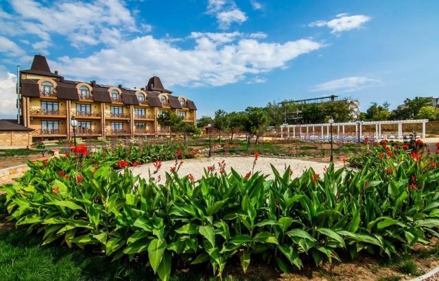 Санатории и пансионаты Крыма все включено - цены 2019 года