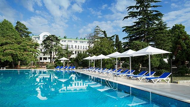 Отдых в Крыму - отели солнечного полуострова