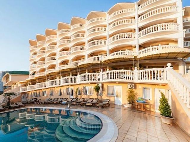 Отдых в Крыму с бассейном - лучшие отели курорта!