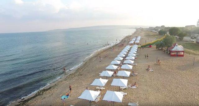 Отдых в Береговом 🏖 обзор курорта