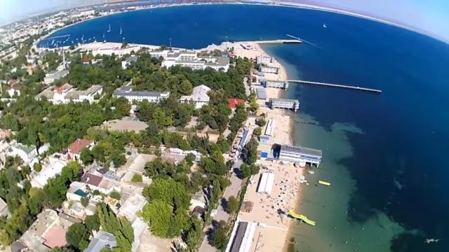 Евпатория, Крым, фото