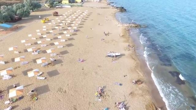 Лучшие песчаные пляжи Крыма для отдыха с детьми: куда поехать в Крыму с детьми для пляжного отдыха. Лучшие песчаные пляжи Евпатории, Феодосии, Судака