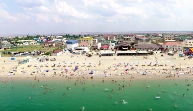 Прибрежное, Крым, фото