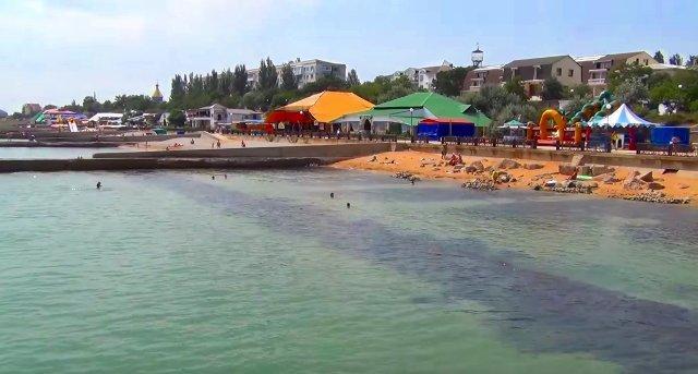 Приморский поселок, Крым, фото