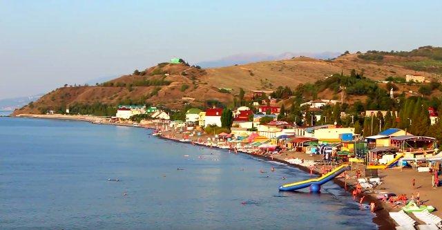 Отдых в Крыму в Солнечногорском - частный сектор, море, горы, лес и пляжи