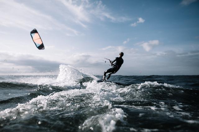 Отдых в Межводном - кайтсёрфинг и шикарные пляжи