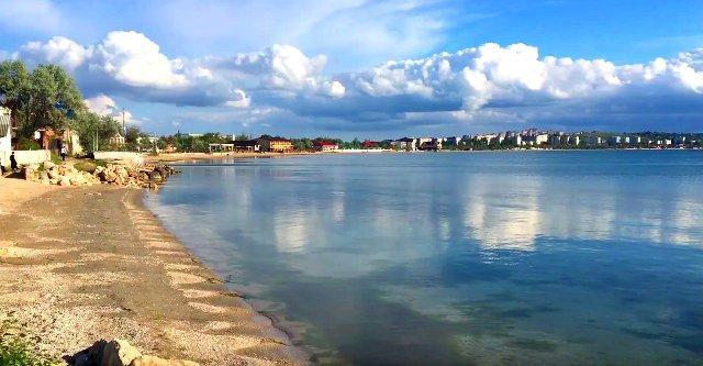 Мысовое в Крыму 🏖 тёплое море и экстремальные виды спорта