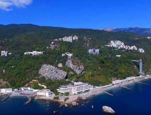 Отдых в Ореанде, Крым: цены на частный сектор, отели и коттеджи у моря, лучшие пляжи поселка
