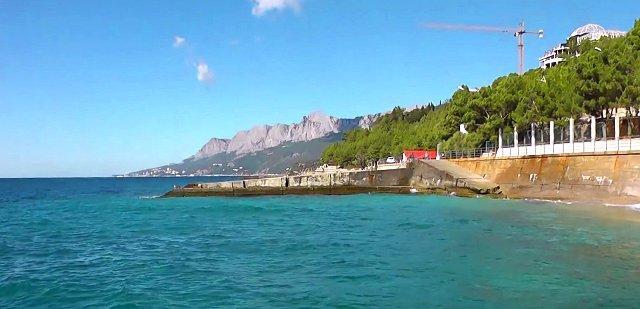 Отдых в Парковом - южном курорте Крымского полуострова
