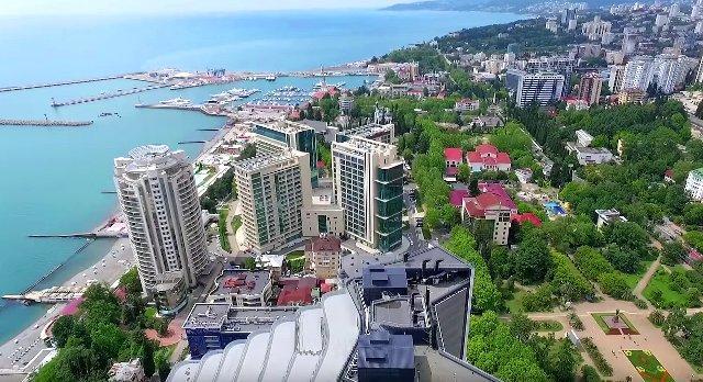 Отели СОЧИ все включено со своим пляжем цены на 2019 год
