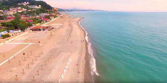 Лучшие отели Дагомыса на берегу моря