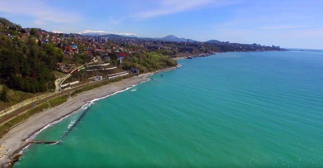 Нудистские пляжи в Сочи 🏖️ как добраться до лучших диких мест и где находится гей пляж