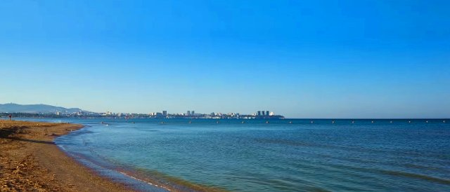 Погода в Анапе и температура воды в море по месяцам