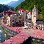 Лучшие отели Красной поляны: цены на 5 звезд с бассейном и дешевые варианты