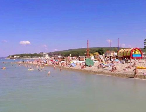Всё об отдыхе в Дивноморском: цены на проживание, дикие и городские пляжи, достопримечательности