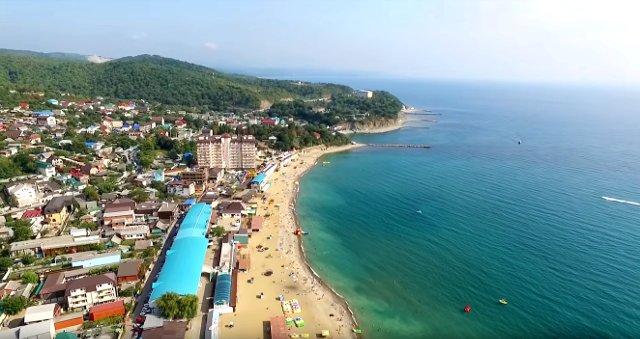 Цены 2020 на отдых в Джубге и как добраться в посёлок