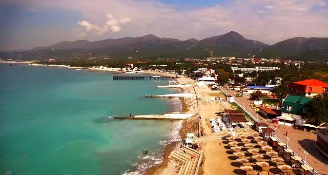 Отдых в Кабардинке: частный сектор и отели, экскурсии и развлечения, пляжи