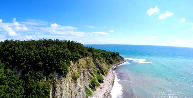 Лучшие песчаные и галечные пляжи Туапсе
