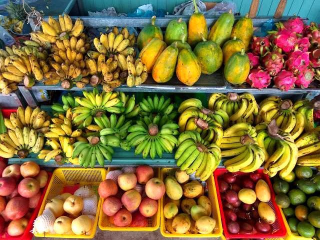 Экзотические фрукты Вьетнама 🍍 с фото, названием и описанием