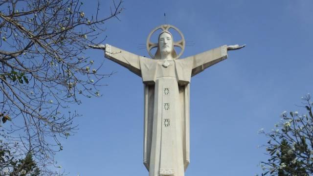 Статуя Христа в Вунгтау: где находится, график работы и дресс-код