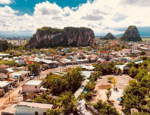 Все, что нужно знать о Мраморных горах в Дананге: где они находятся, время работы и стоимость посещения