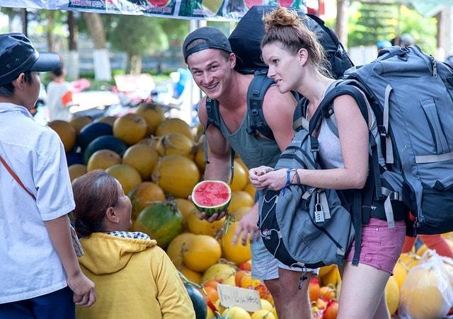 Экзотические фрукты и морепродукты по смешным ценам на рынках Муйне