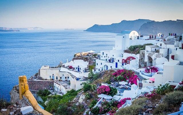 Греция в мае, фото