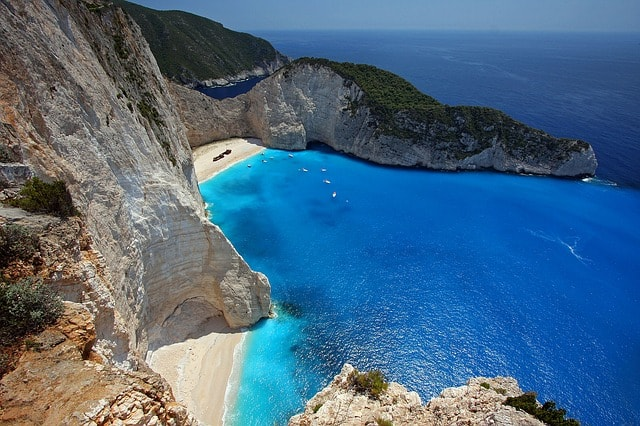 Отдых в Греции 2018, фото