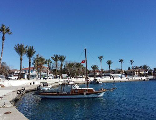 Сиде, Турция — одно из самых популярных направлений в Турции