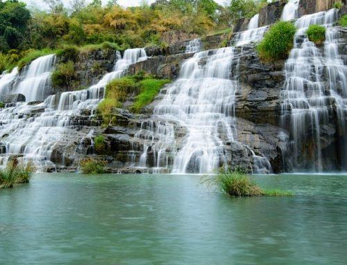 Далат, водопад Понгур — самый зрелищный во всем Вьетнаме!