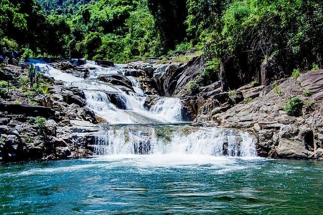 Водопады Бахо в Нячанге, фото