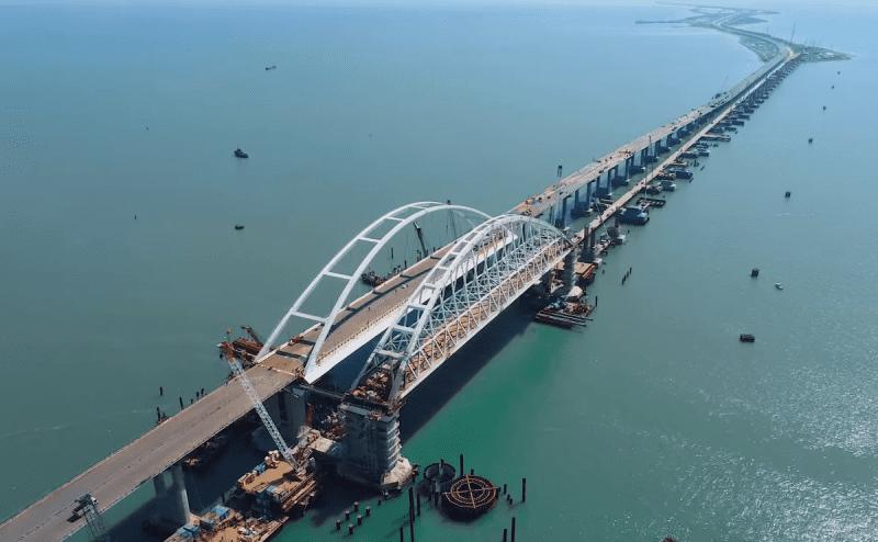 Крымский мост, фото