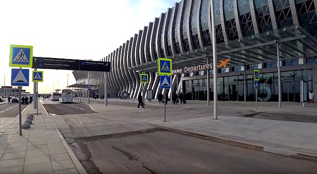 Новый Аэропорт Симферополь, фото