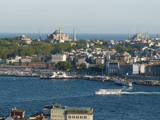 Стамбул, город и районы, фото