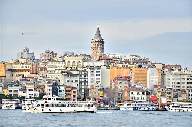 Стамбул, город, фото