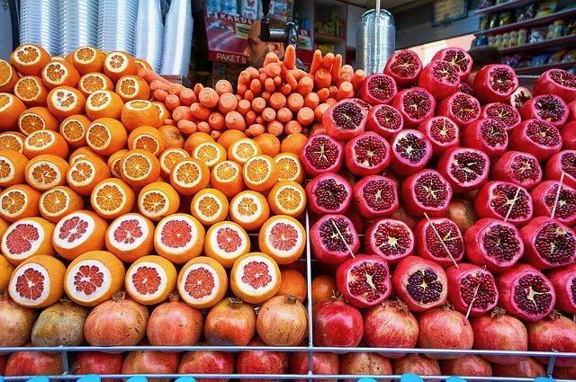 Стамбул, еда, фото