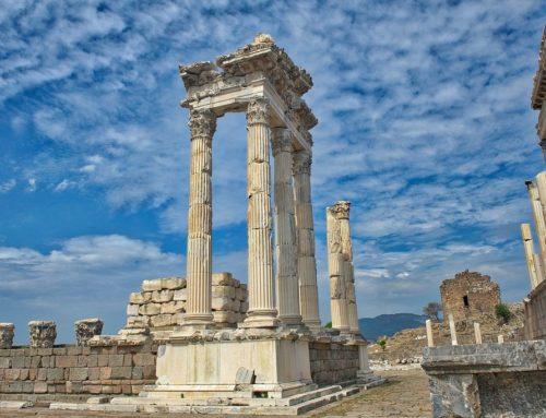 Античность в Турции — город и район Бергама
