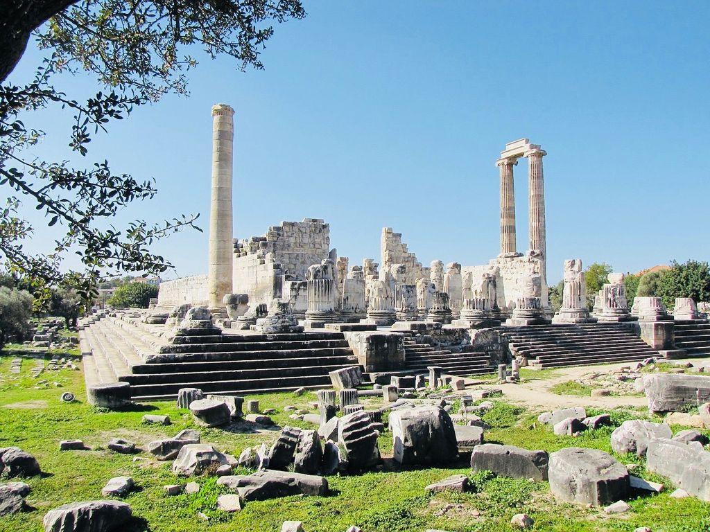 Дидим, Турция, фото