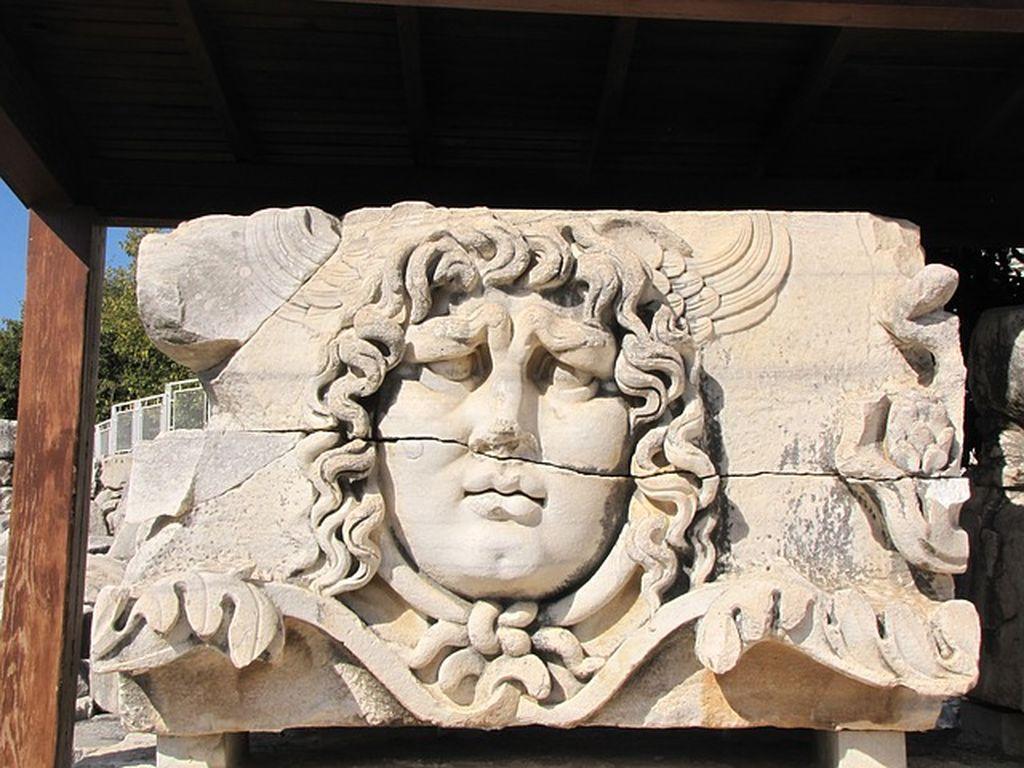 Дидим, храм Апполона, фото