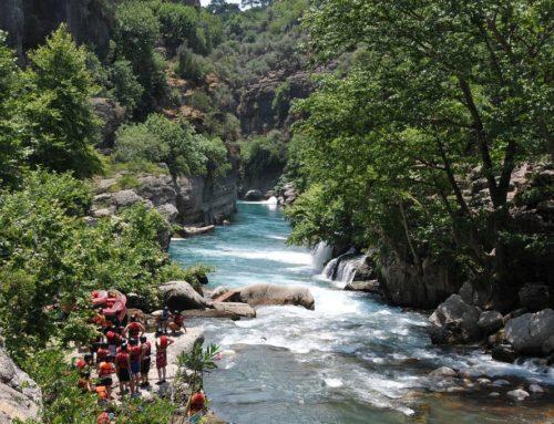 Горная долина Ихлара — зеленая сказка Каппадокии