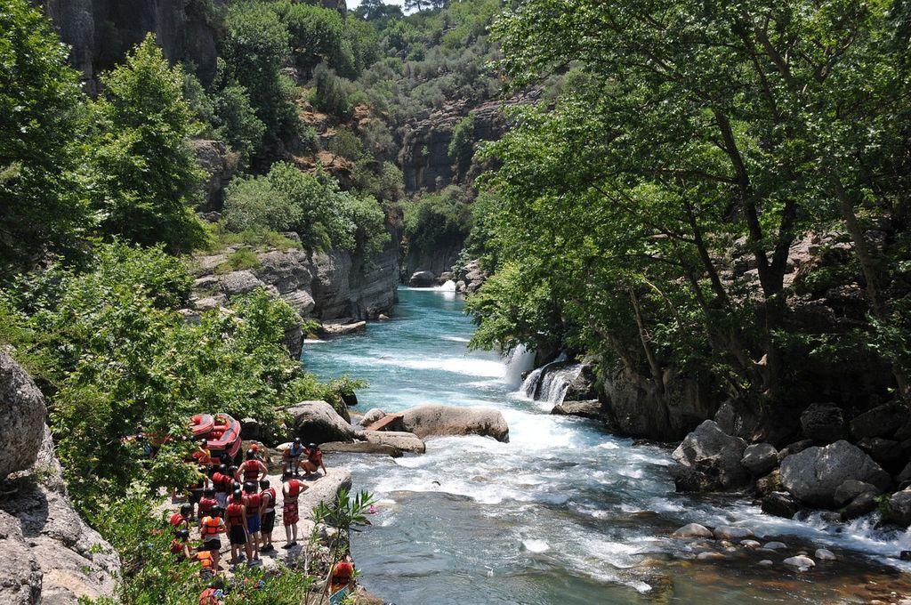 Долина Ихлара, Турция, фото