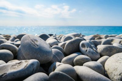 Пляжи Алушты, фото